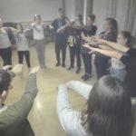Bewegungs- und Sprachspiele in der Herberge